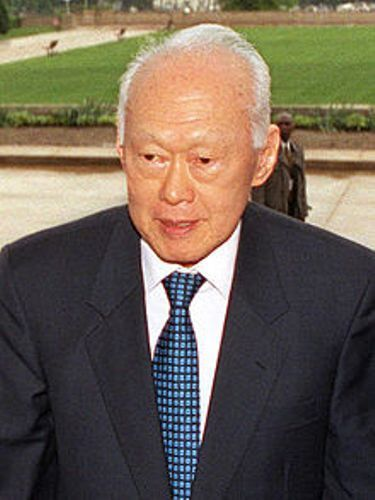 Facts about Lee Kuan Yew