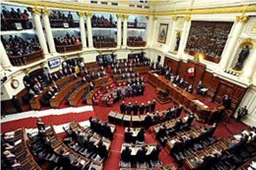 Facts about Legislative Branch