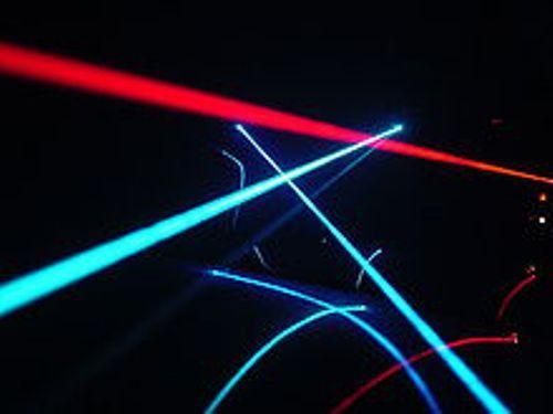 laser colors