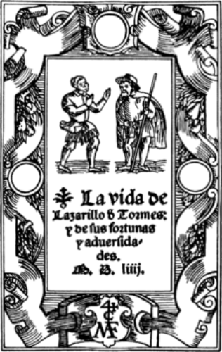 Lazarillo de Tormes Image