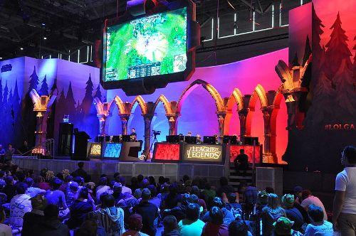 League of Legends Match