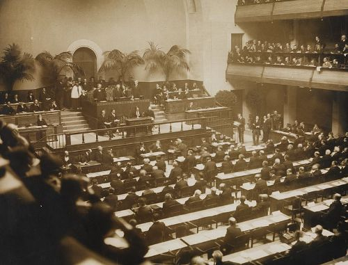 League of Nations Facts
