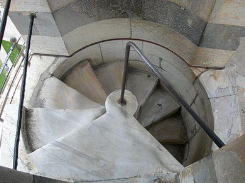 Leaning Tower of Pisa Inner