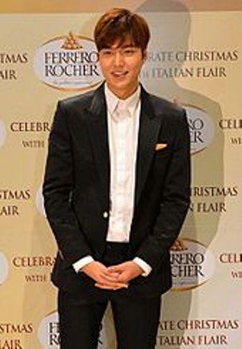Lee Min Ho Facts