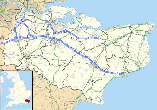 Leeds Castle Map