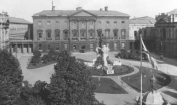 Leinster House Old