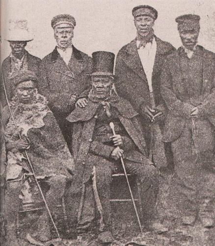 Lesotho King