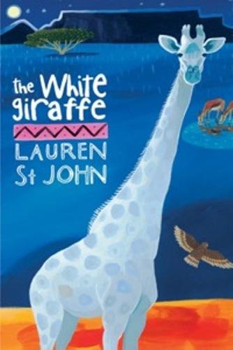 The White Giraffe cover