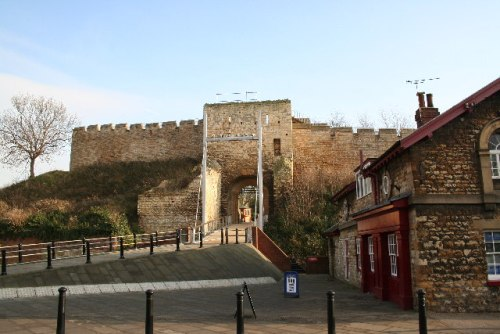 Lincoln Castle Facts