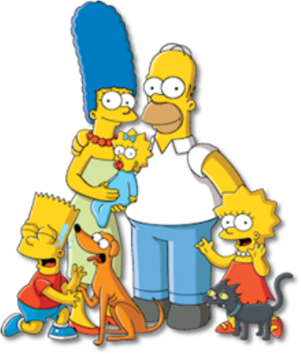 Lisa Simpson Family