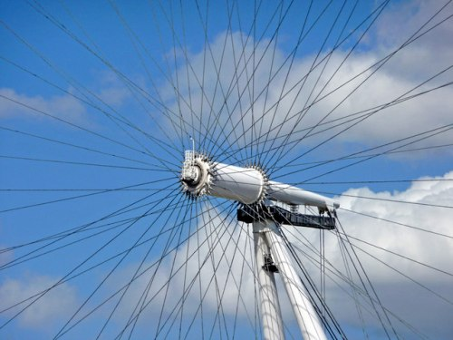 Facts about London Eye