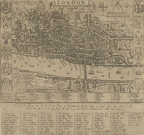 Facts about London History