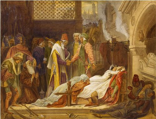 Facts about Lord Capulet