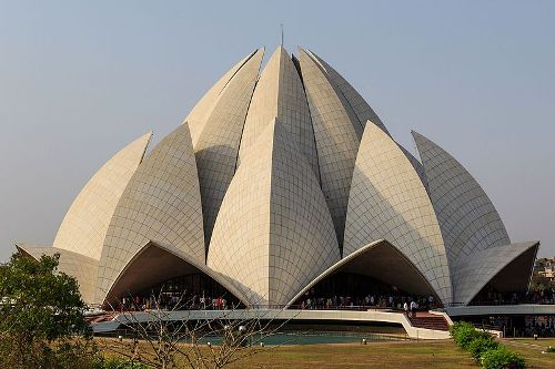 Facts about Lotus Temple