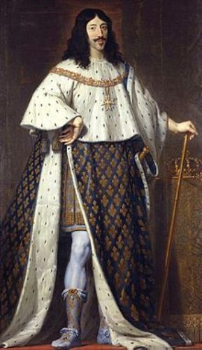 Facts about Louis XIII