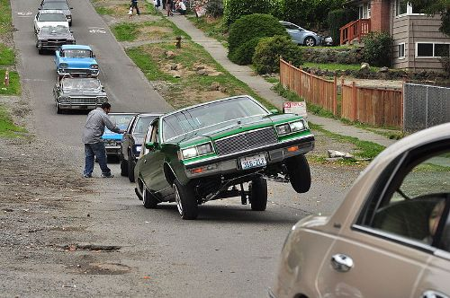 Facts about Lowriders