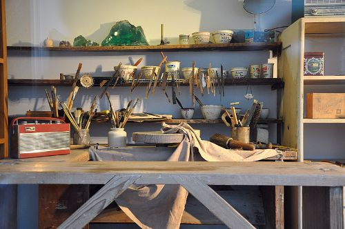 Facts about Lucie Rie