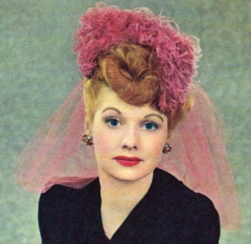Facts about Lucille Ball
