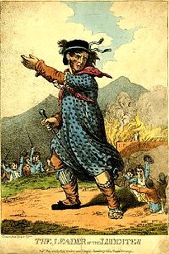 Facts about Luddites