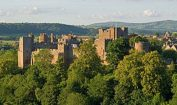 Facts about Ludlow Castle