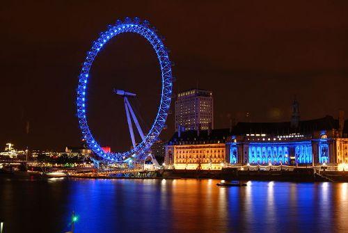 London Eye Facts