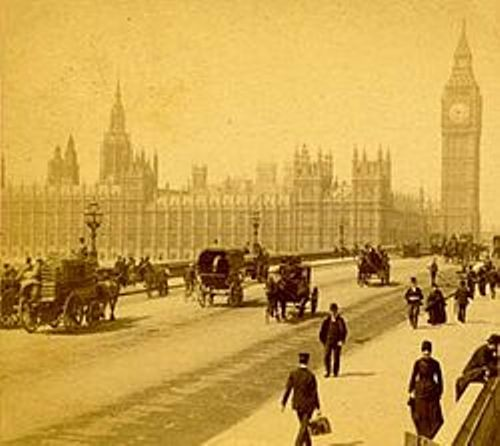 London in the 19th Century Pic