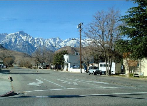 Lone Pine facts