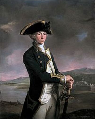 Lord Nelson Facts