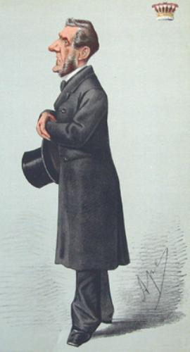 Lord Shaftesbury