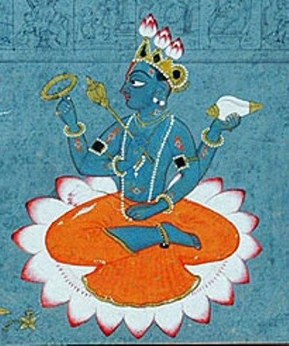 Lord Vishnu Facts