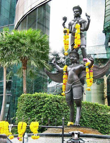 Lord Vishnu Pic