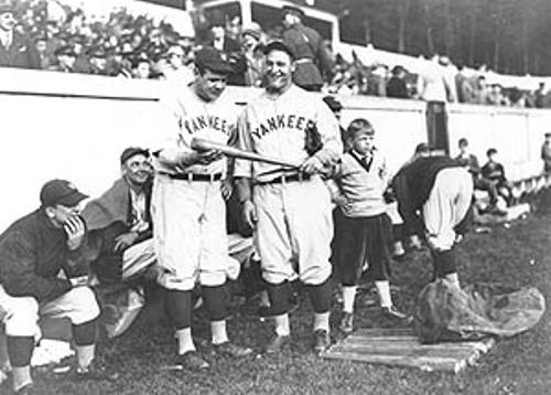 Lou Gehrig Pic