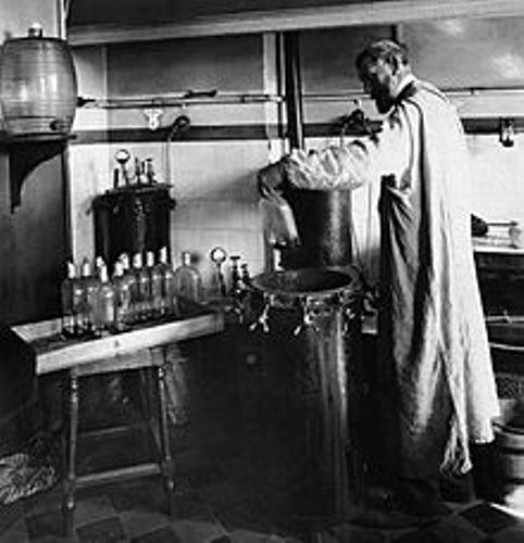 Louis Pasteur Facts