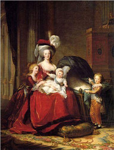 Louis XVI Family