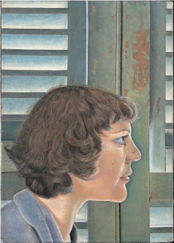 Lucian Freud's Art