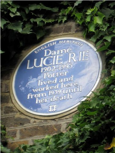 Lucie Rie Facts