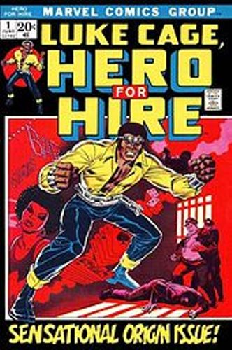 Luke Cage Facts