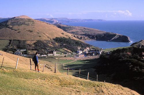 Lulworth Cove Facts