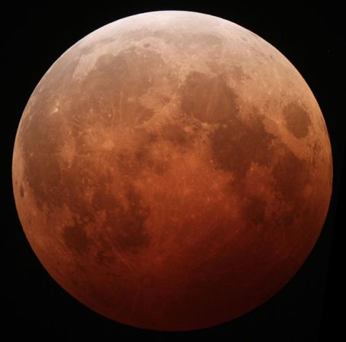 Lunar Eclipses 2014