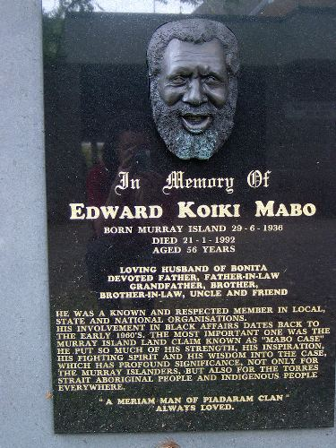 Facts about Mabo