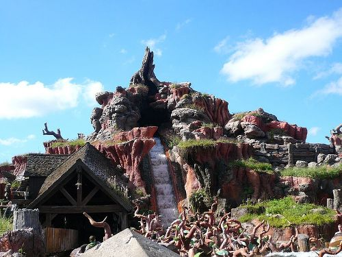 Facts about Magic Kingdom