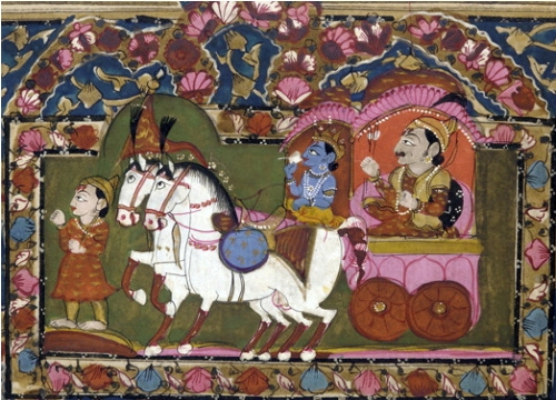 Facts about Mahabharata