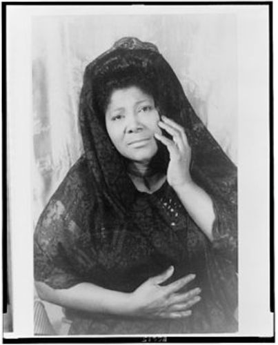 Facts about Mahalia Jackson