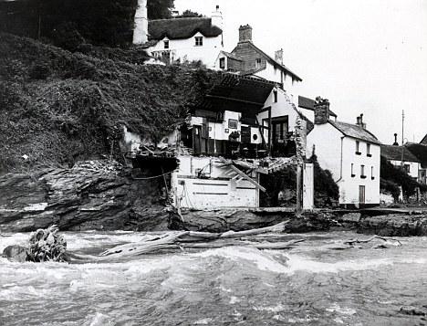 Lynmouth Flood