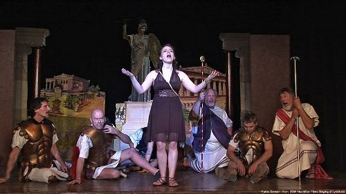 Lysistrata Stage