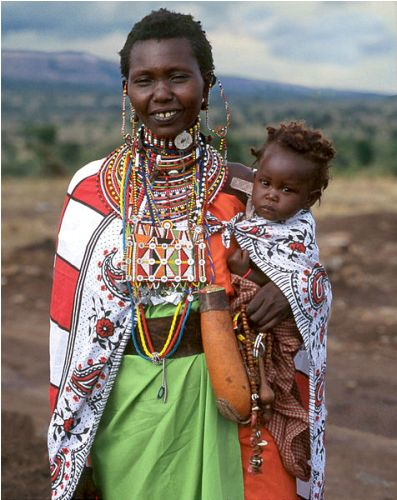 Maasai Tribe of Kenya Facts