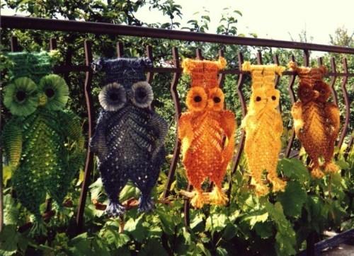 Macrame Owls