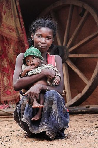 Madagascar Woman
