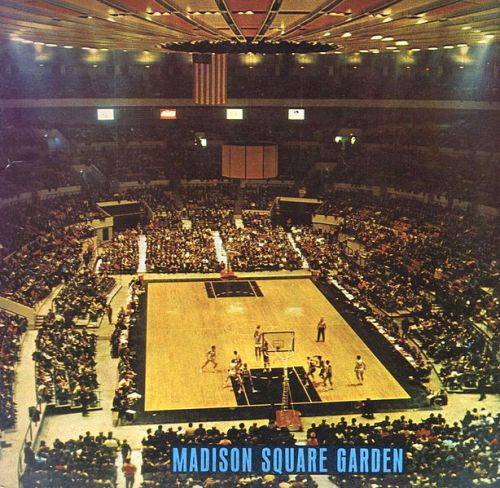 Madison Square Garden Facts