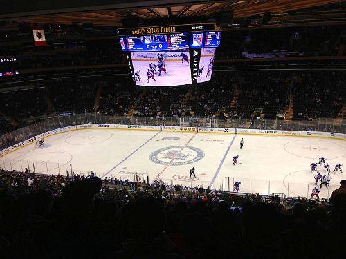 Madison Square Garden Pic